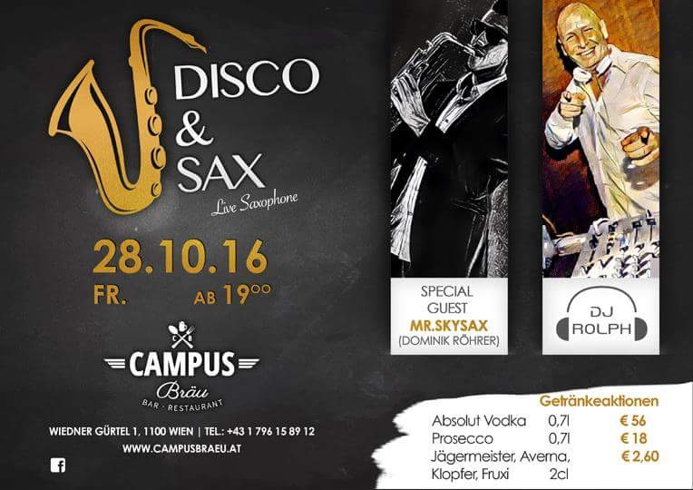 disco-and-sax