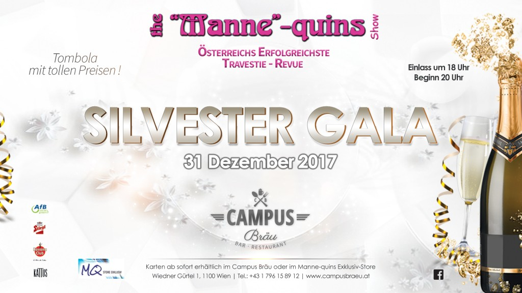 Silvester-Gala