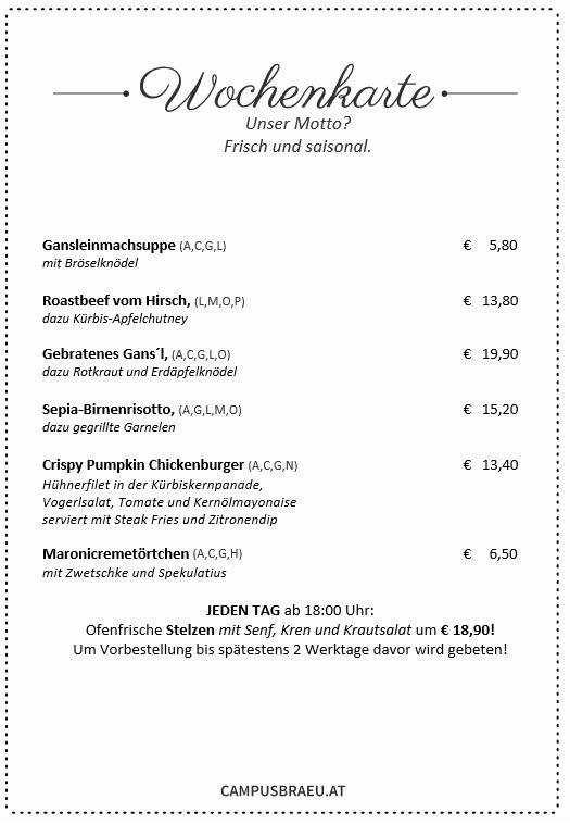 Wochenempfehlung KW 43 - Gansl